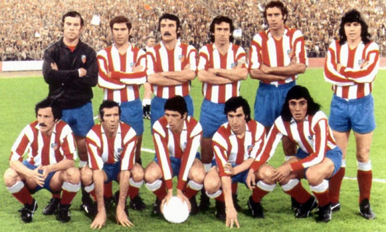 Once Atlético de Madrid