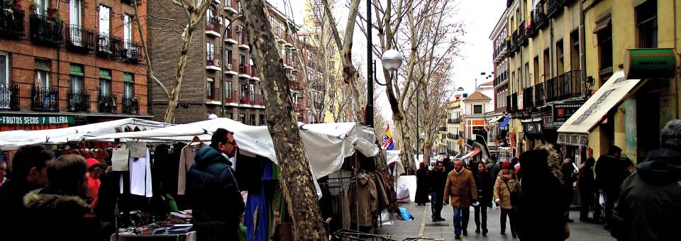 El Rastro: el corazón sociocultural de Madrid