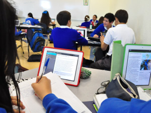 Las nuevas tecnologías en las aulas