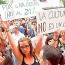 El IVA reivindica el atentado cultural