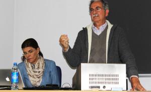 Eva Gutierrez y Eduardo Orozco hablan sobre las dificultades de ejercer la profesión periodística en Venezuela