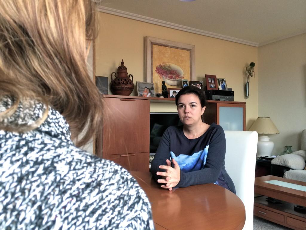 Entrevista enferma SQM