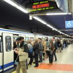 El Metro huele a podrido...