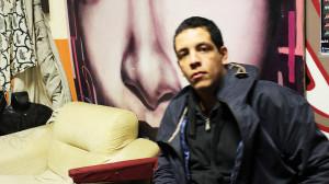 Zeus Márquez es militante de base de las Juventudes del Partido Socualista Unido de Venezuela