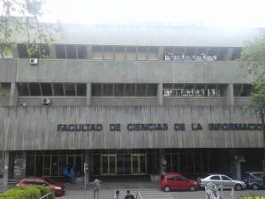 Facultad Periodismo Complutense