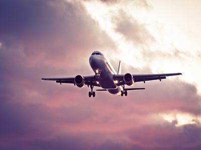 Opción viajar al extranjero
