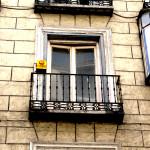 Vivienda vacía en la Calle de Hortaleza