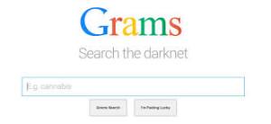 Grams, Google, Drogas