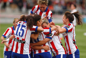 Atlético de Madrid, Futfem, Silvia Meseguer,