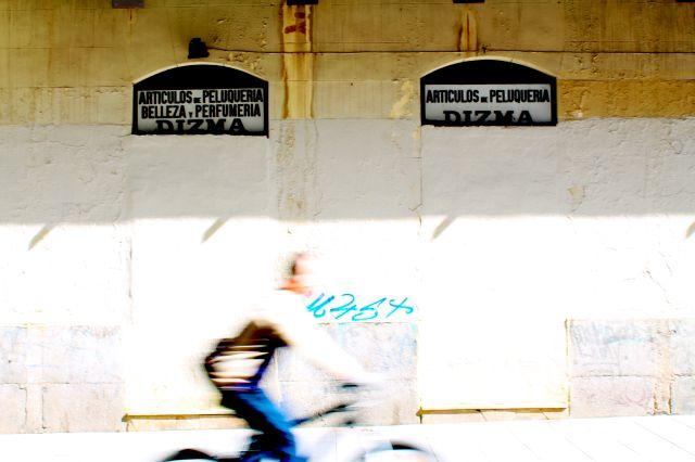 Inmueble en desuso en la Calle San Mateo