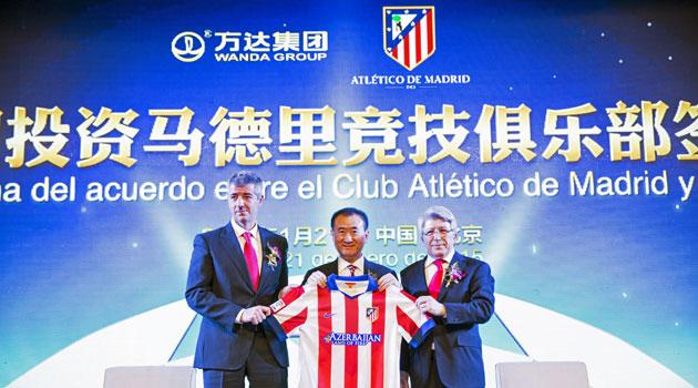 Venta 20% acciones Atlético de Madrid