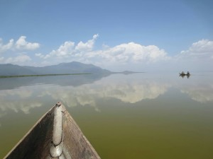 TATU Adventures. Lago Jipe.