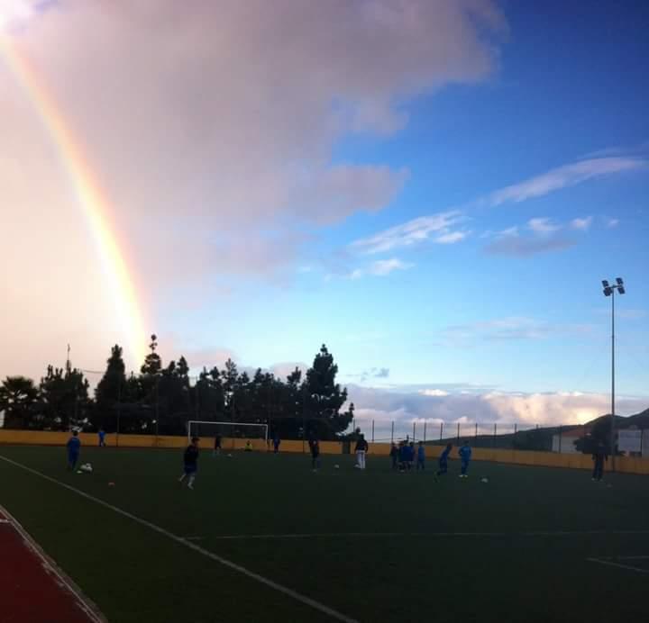 fútbol, niños, deporte