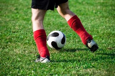 Fútbol, niños, deporte.