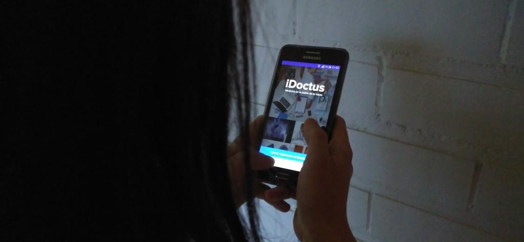 Aplicación iDoctus