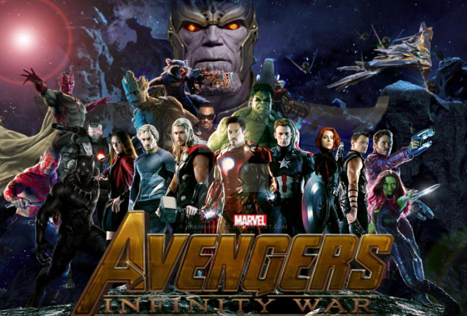 """Próximo estreno de """"Los Vengadores: Infinity War"""" / FOTO: melty.es"""
