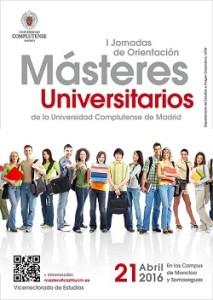 máster, másteres, periodismo, comunicación, ciencias de la información, universidad complutense
