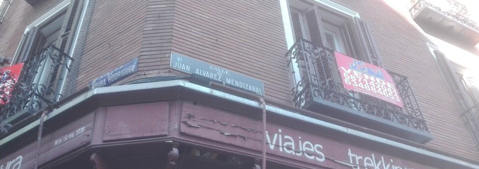 La polémica que encierra el callejero madrileño