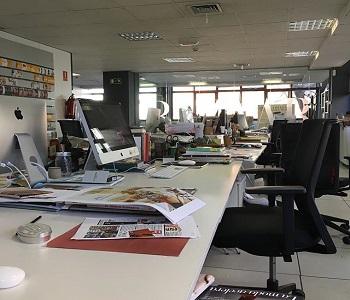 Periodismo, Trabajo, Formación, Becario