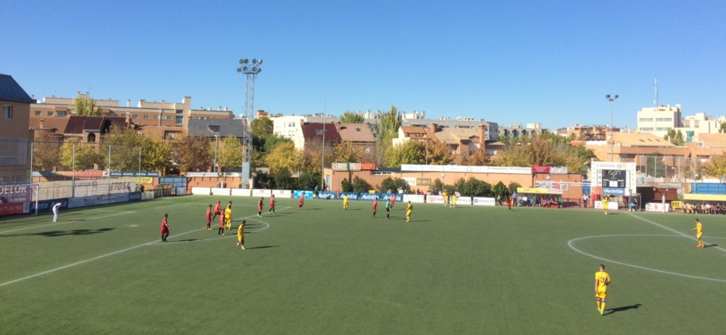 Tercera División, Atlético de Pinto, fútbol español