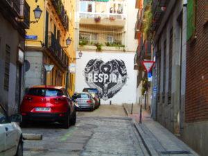 Respirando en el corazón de Madrid