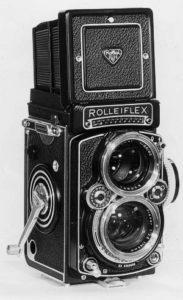 Rolleiflex, 1910, Rolleiclub, foto
