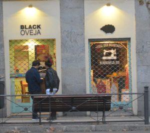 Tienda Black Oveja