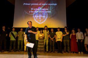 Gala de entrega de premios del XX certamen de la Ucm