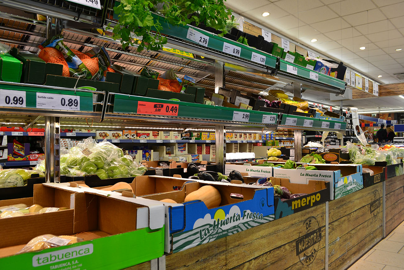 Supermercado,alimentos,despilfarro,consumo