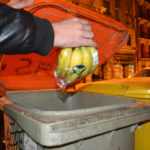 Despilfarro,comida,plátano,consumo