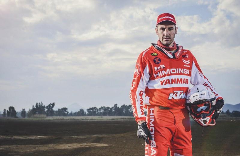 Piloto del Dakar 2017