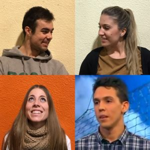 Raúl Ramos / Sara Alonso / Sara Quesada / Ricardo Guillén