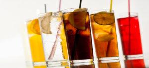 Cubata / Refrescos / Cocktal / Azúcares / Alcohol / Salud