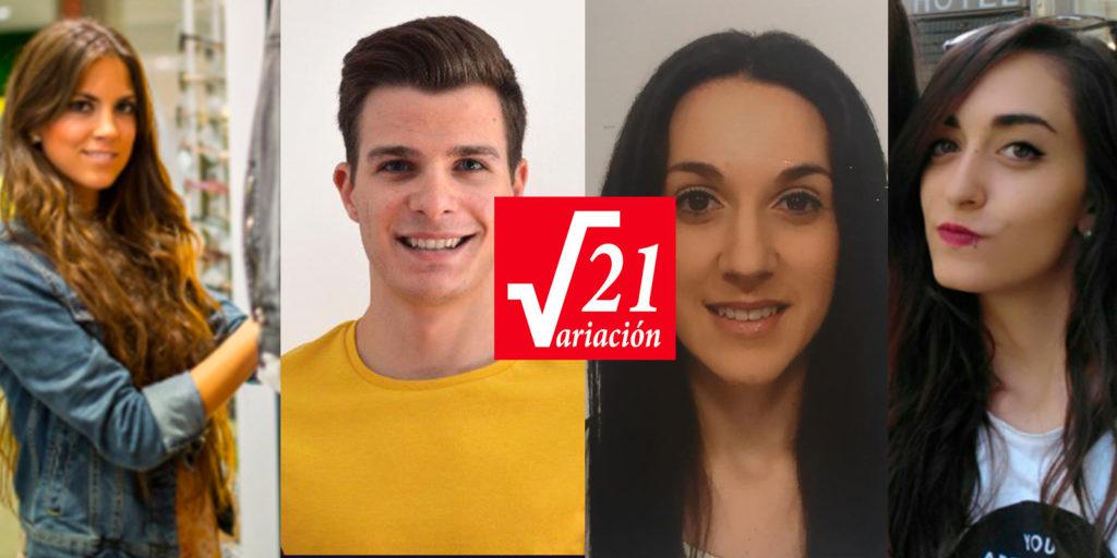 ¡Nos presentamos! Pilar, Eloy, Nagore y Nuria