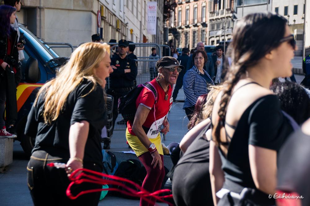 #violenciadegénero #violenciamachista #feminismo #manifestación #congreso