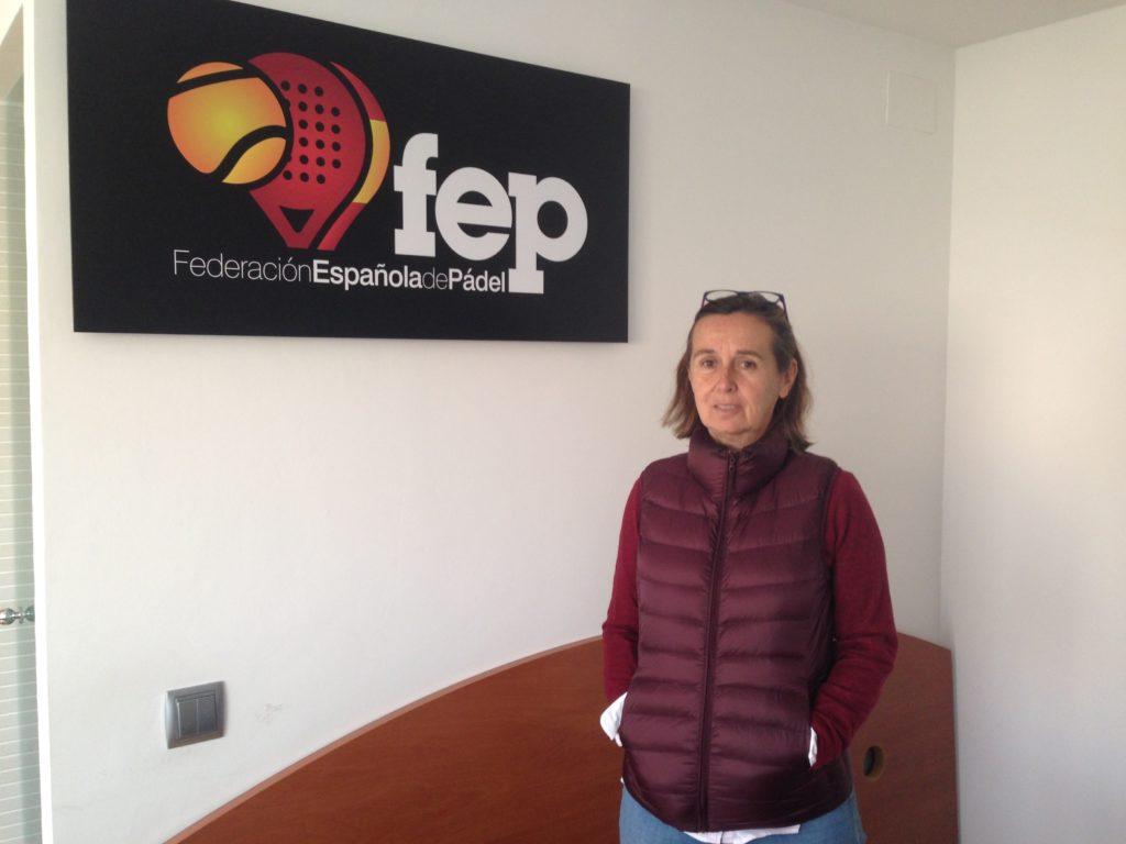 Ana Basterreche vicepresidenta de la FEP