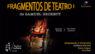 El camino al circuito de Teatro OFF de Madrid