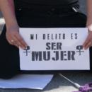 Asesinadas por ser mujer