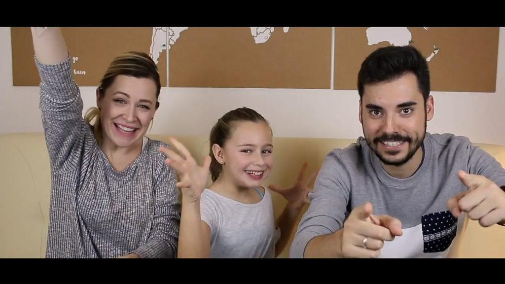 Youtube. Vlog. Familia. Vídeos. Vloggers.