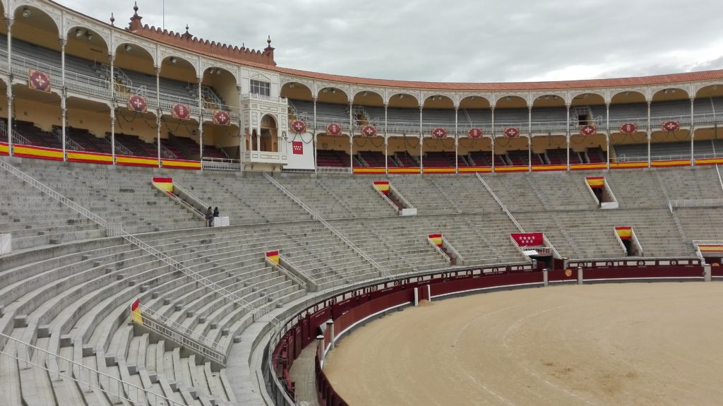 Plaza de toros, Las Ventas, corrida