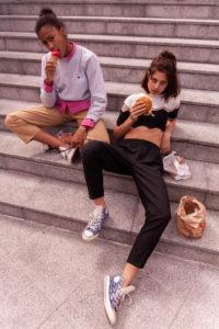 Millennial, moda, chandal, jóvenes