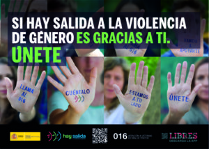 Mujeres: Hablan las compañeras - Campaña de concienciación