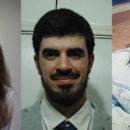 Miriam, Celia y Fernando, equipo polifacético