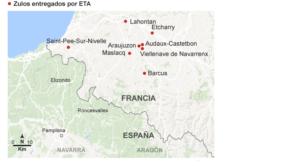 Zulos, ETA, Terrorismo