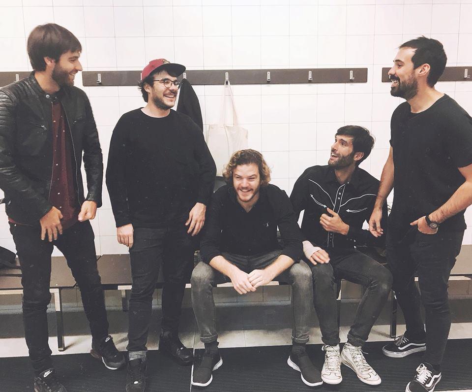 La banda rock-pop 'The Noises'