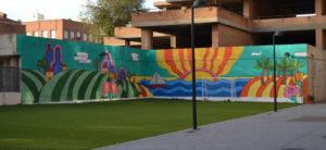 Mural para soñar