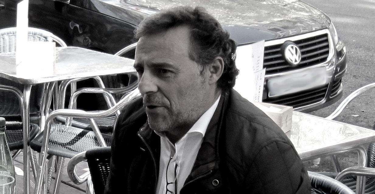 El actor de doblaje Lorenzo Beteta en la entrevista con Variación XXI