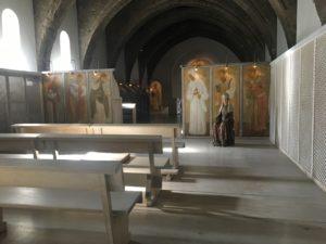 Capilla Monasterio Sigena