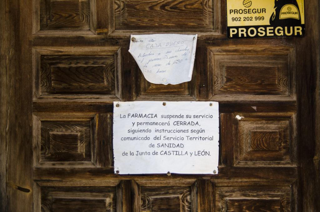 Despoblación y repoblación de la España vacía.