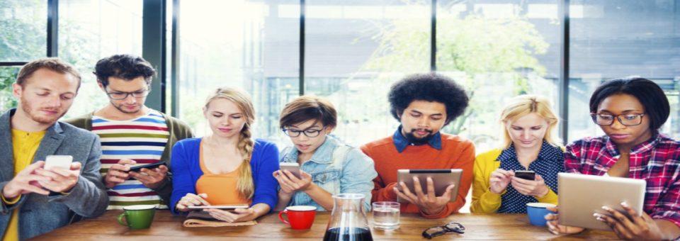 Millennials: la generación de las redes sociales
